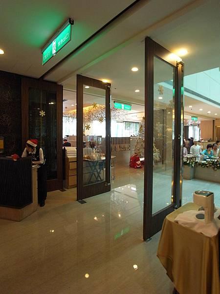 台南市臺邦商旅:帕莎新餐廳 (3)