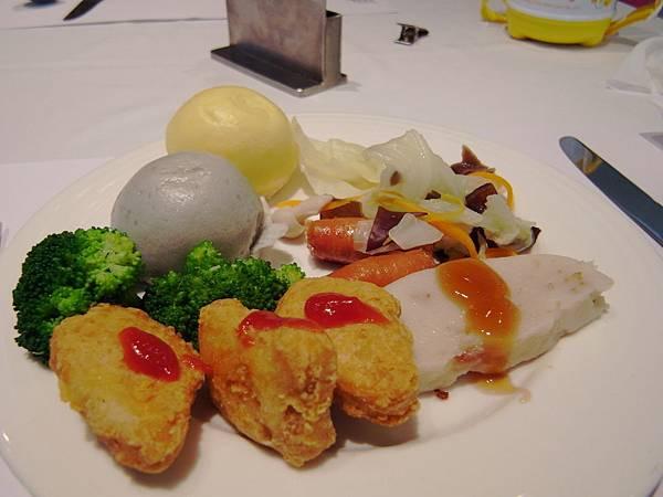 台南市臺邦商旅:帕莎新餐廳 (4)