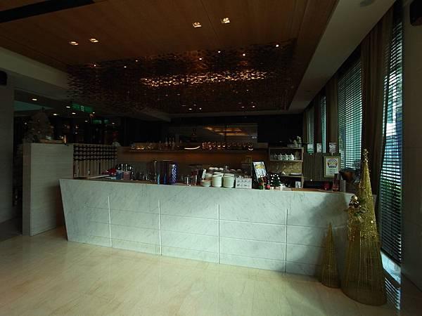 台南市臺邦商旅:帕莎新餐廳 (9)