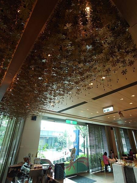 台南市臺邦商旅:帕莎新餐廳 (12)