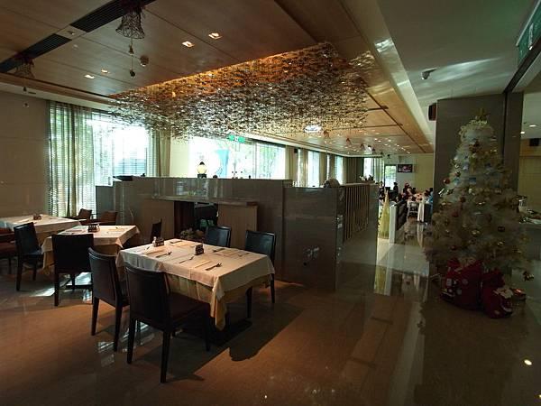 台南市臺邦商旅:帕莎新餐廳 (17)