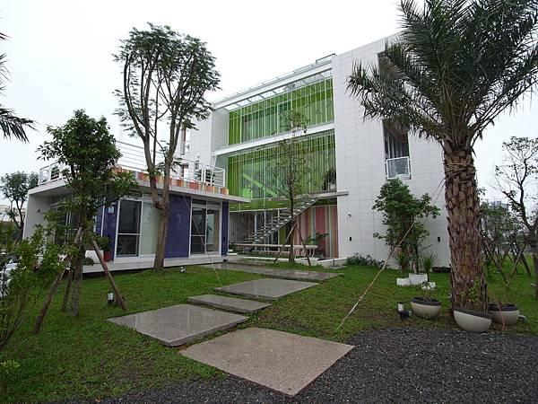 宜蘭縣羅東鎮調色盤築夢會館:外觀 (1)