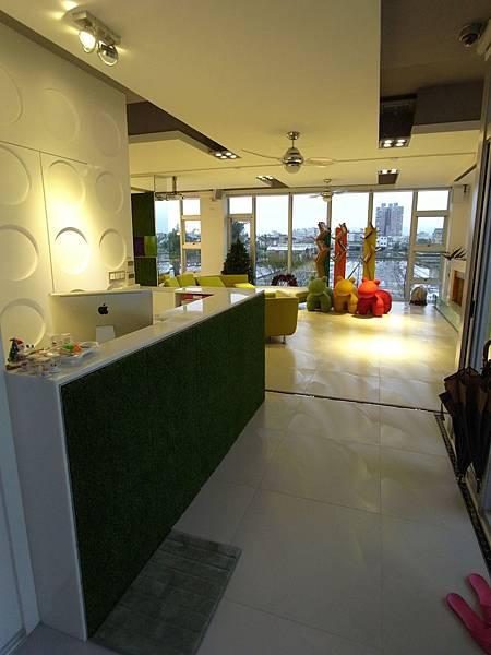 宜蘭縣羅東鎮調色盤築夢會館:客廳 (10)