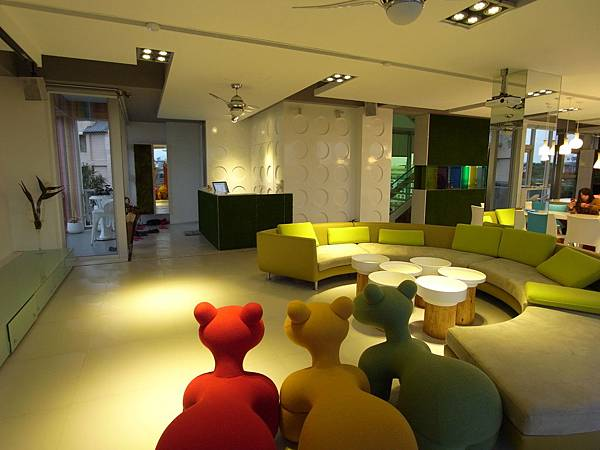 宜蘭縣羅東鎮調色盤築夢會館:客廳 (12)