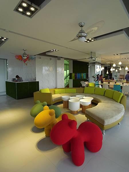 宜蘭縣羅東鎮調色盤築夢會館:客廳 (16)