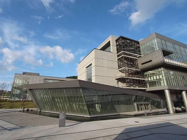 基隆市國立海洋科技博物館:主題館區 (1)