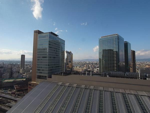 日本大阪市HOTEL GRANVIA OSAKA:コンセプトフロアフレイア (3)