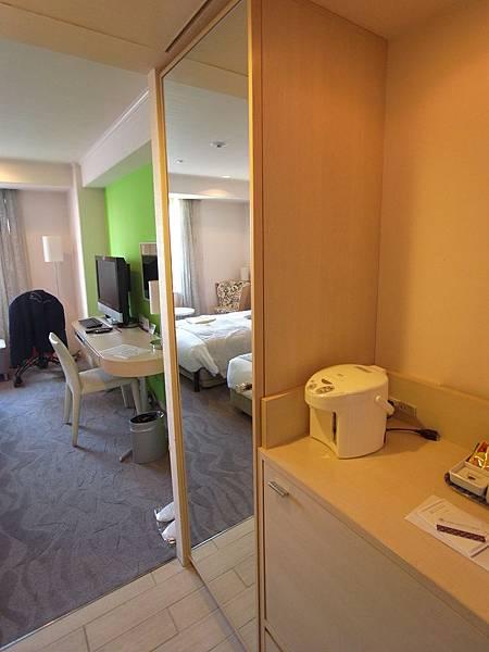 日本大阪市HOTEL GRANVIA OSAKA:コンセプトフロアフレイア (7)