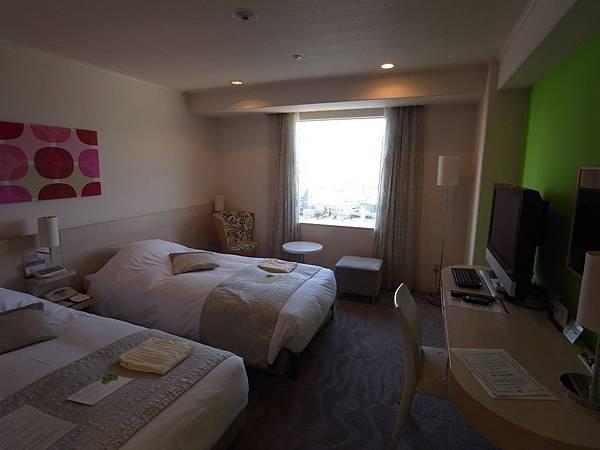 日本大阪市HOTEL GRANVIA OSAKA:コンセプトフロアフレイア (14)