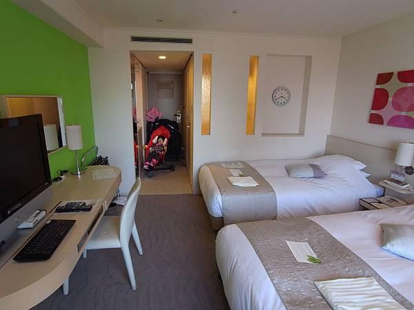 日本大阪市HOTEL GRANVIA OSAKA:コンセプトフロアフレイア (16)