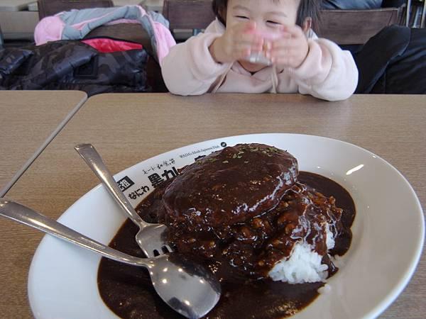 日本滋賀県三井アウトレットパーク 滋賀竜王:モード和食笹 元祖黒カレー家本舗 (4)