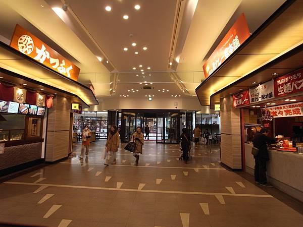 日本滋賀県三井アウトレットパーク 滋賀竜王:モード和食笹 元祖黒カレー家本舗 (16)
