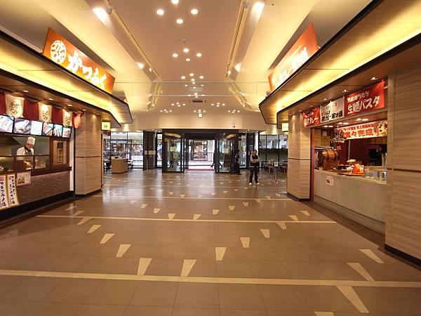 日本滋賀県三井アウトレットパーク 滋賀竜王:モード和食笹 元祖黒カレー家本舗 (21)