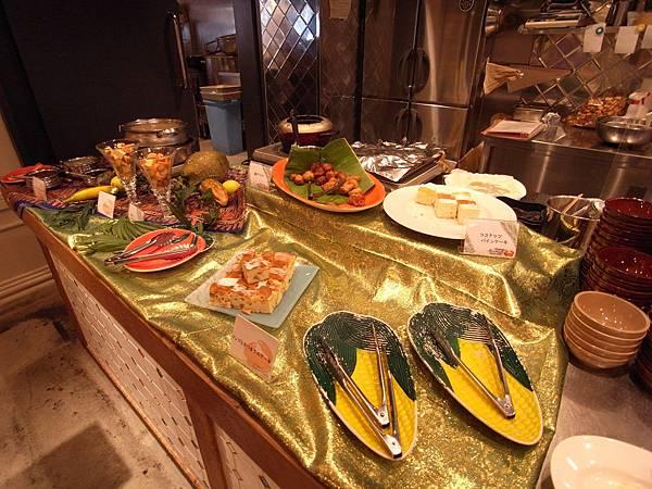 日本大阪市DAIMARU梅田店14階 大丸エキウエダイニング美食区:シンガポール シーフード リパブリック (9)