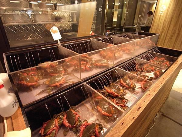 日本大阪市DAIMARU梅田店14階 大丸エキウエダイニング美食区:シンガポール シーフード リパブリック (20)