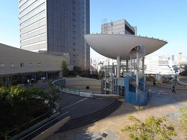日本大阪市なんばパークス (4)