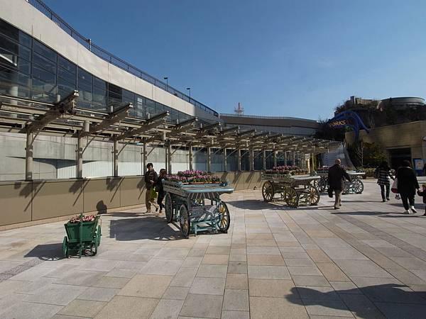 日本大阪市なんばパークス (9)