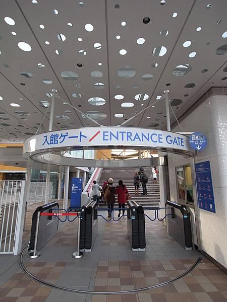 日本大阪市海遊館 (1)