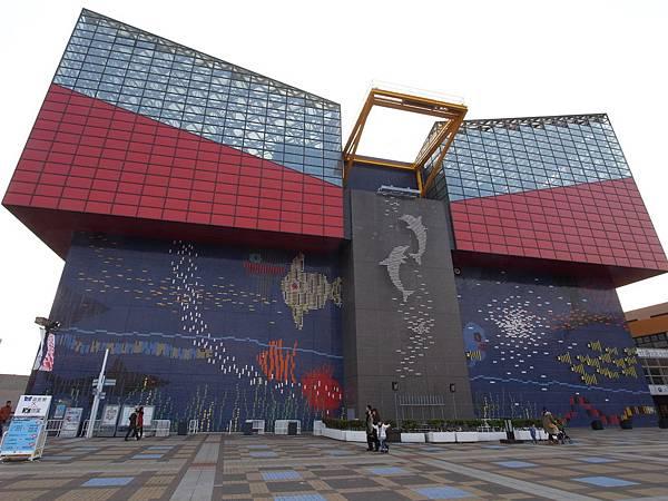 日本大阪市海遊館 (21)