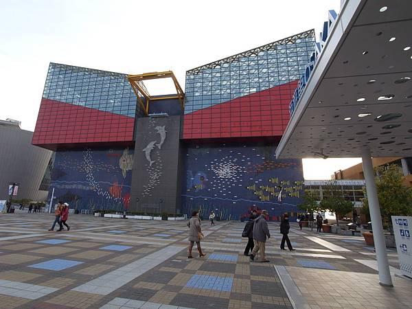 日本大阪市海遊館 (23)