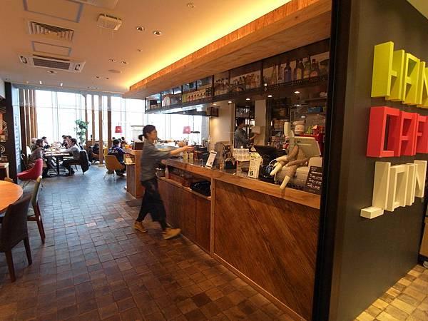 日本大阪市東急ハンズ梅田店ハンズカフェ (11)