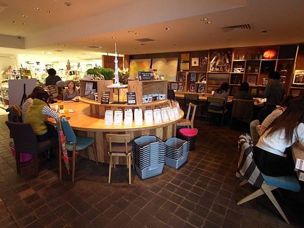 日本大阪市東急ハンズ梅田店ハンズカフェ (18)