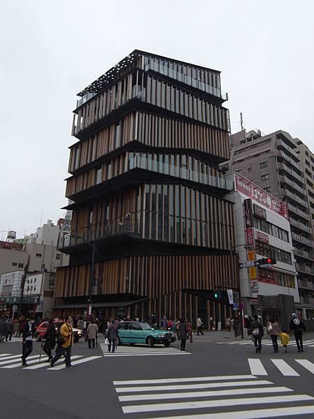 日本東京都浅草文化観光センター (9)
