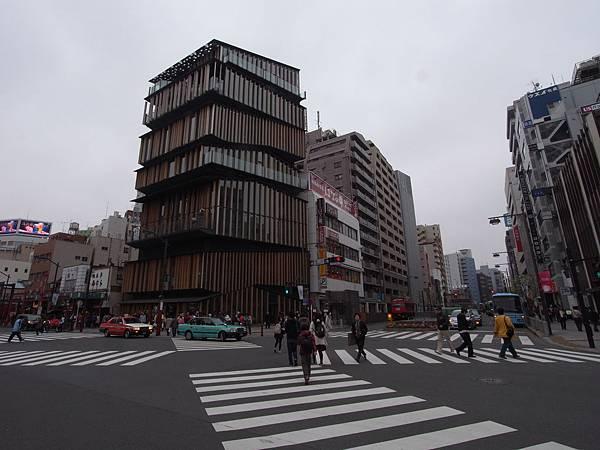日本東京都浅草文化観光センター (10)