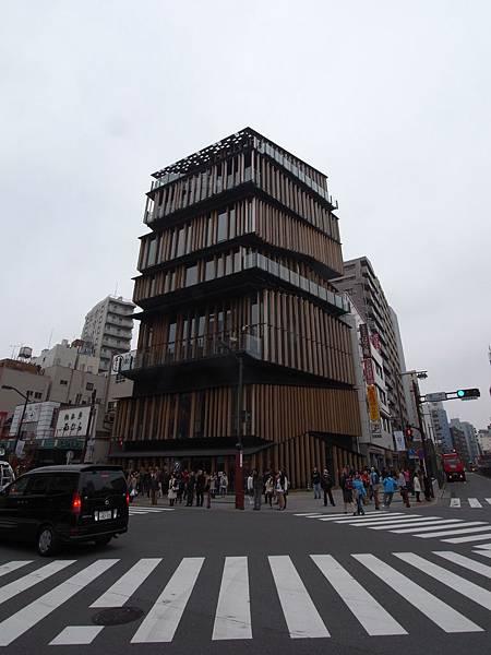 日本東京都浅草文化観光センター (11)
