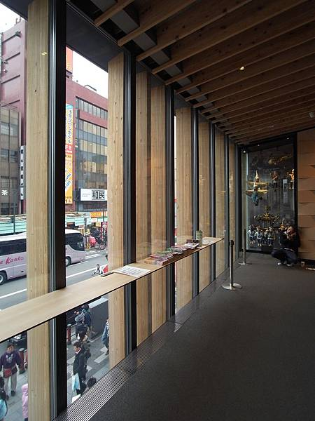 日本東京都浅草文化観光センター (22)