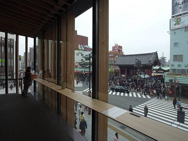 日本東京都浅草文化観光センター (23)