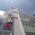 日本東京都H&Mビル (9)