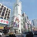 日本東京都H&Mビル (10)