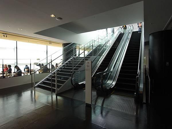 日本東京都渋谷ヒカリエ:Sky Lobby+TOKYU THEATRE Orb (4)