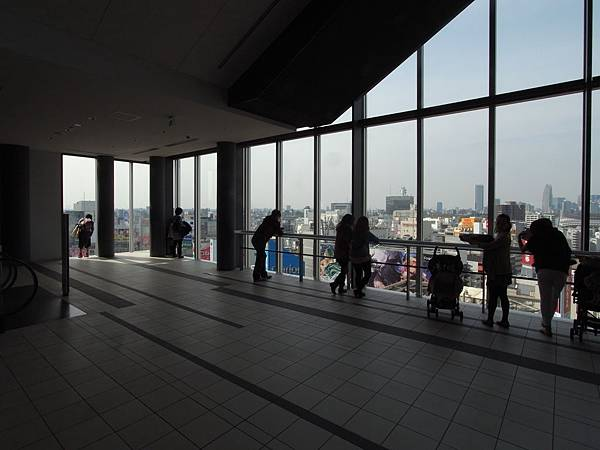 日本東京都渋谷ヒカリエ:Sky Lobby+TOKYU THEATRE Orb (14)