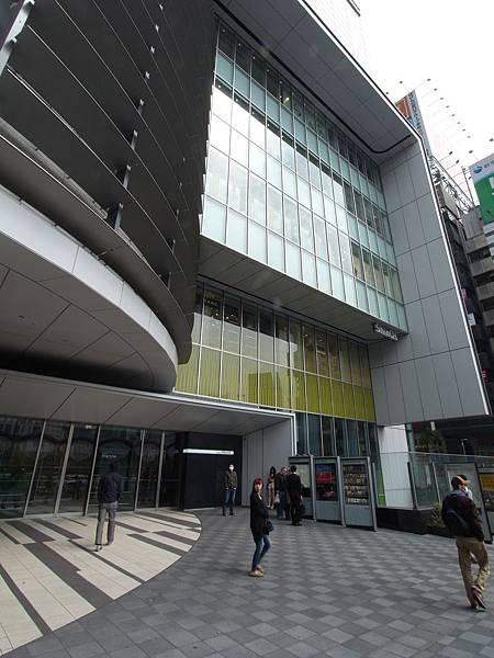 日本東京都渋谷ヒカリエ (3)