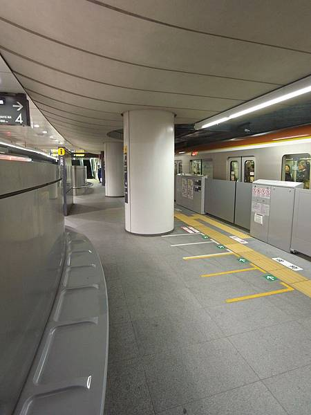 日本東京都東京メトロ渋谷駅 (7)