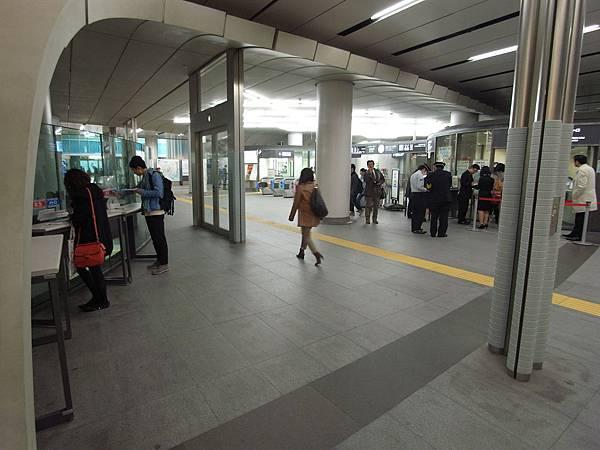 日本東京都東京メトロ渋谷駅 (14)