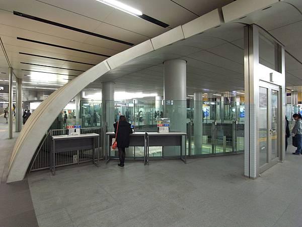 日本東京都東京メトロ渋谷駅 (15)