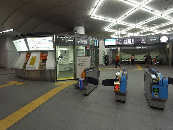 日本東京都東京メトロ渋谷駅 (16)