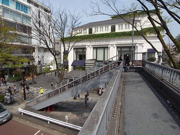 日本東京都表參道散策 (9)