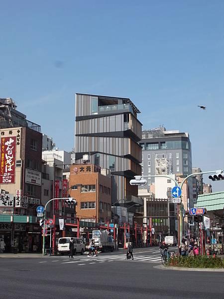 日本東京都浅草文化観光センター2 (2)