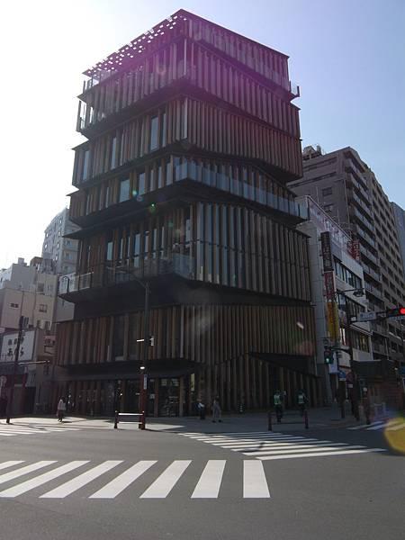日本東京都浅草文化観光センター2 (4)