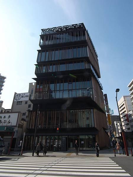 日本東京都浅草文化観光センター2 (6)