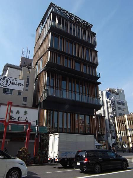 日本東京都浅草文化観光センター2 (7)
