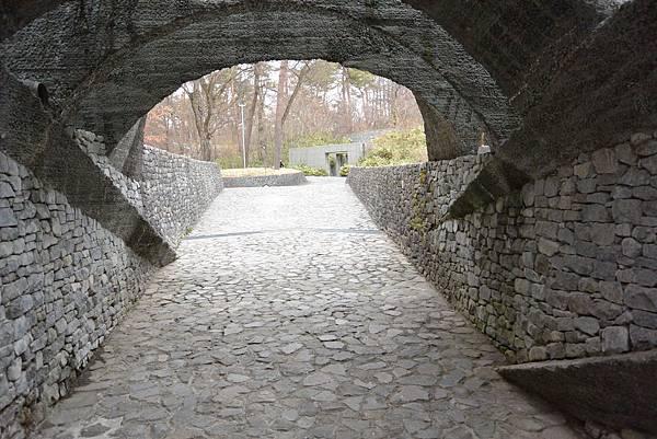 日本長野県石の教会 内村鑑三記念堂 (1)