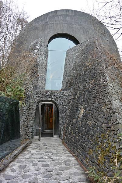日本長野県石の教会 内村鑑三記念堂 (16)