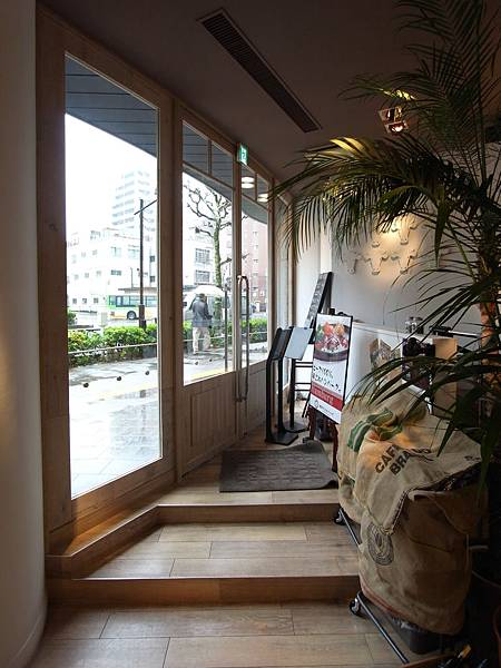 日本東京都淺草グリルバーグ (4)