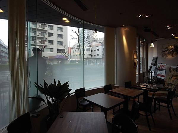 日本東京都淺草グリルバーグ (11)