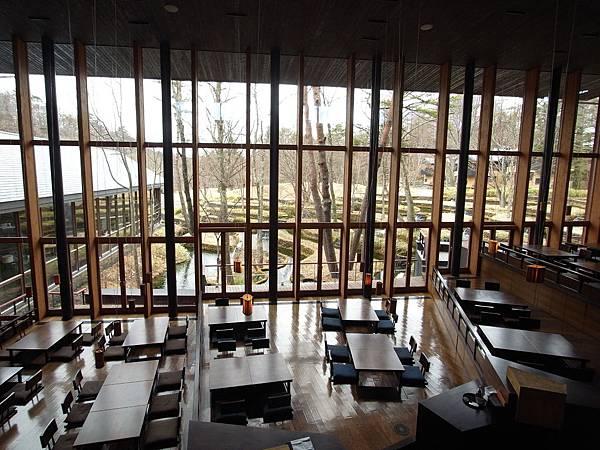 日本長野県星のや 軽井沢:日本料理「嘉助」 (1)